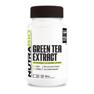 Nutrabio Green Tea Extract (500mg)