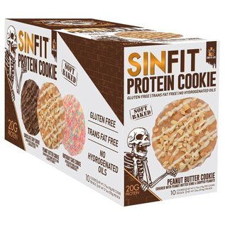Sinister Labs SINFIT Protein Cookie