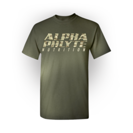 Alpha Phlyte Nutrition Camouflage T-Shirt