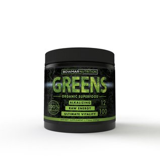BOWMAR NUTRITION GREENS