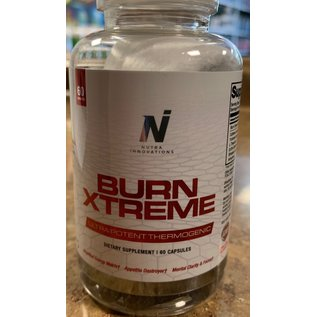 Nutra Innovations BURN XTREME