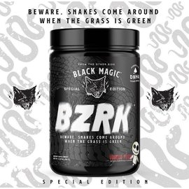 Black Magic Supply LIMITED EDITION BZRK PREMIUM PRE-WORKOUT