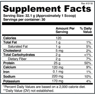 Astroflav ISO MIX - PURE WHEY PROTEIN ISOLATE