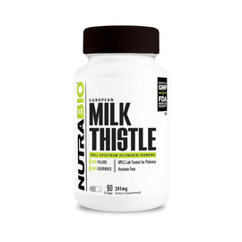 Nutrabio Milk Thistle