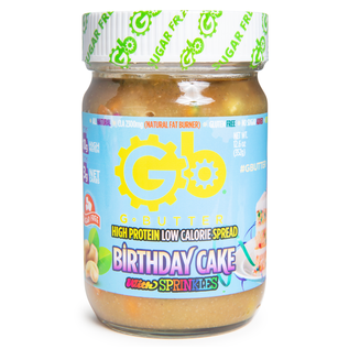 G Sweat G Butter High Protein Low Calorie Spread