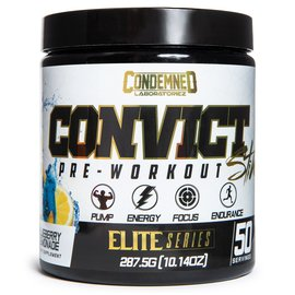CONDEMNED LABORATORIEZ Convict Stim Pre-Workout