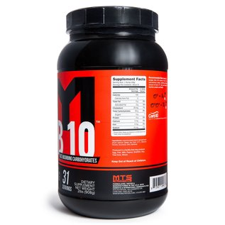 MTS Nutrition Machine Carb 10 Fast Absorbing Carbohydrate