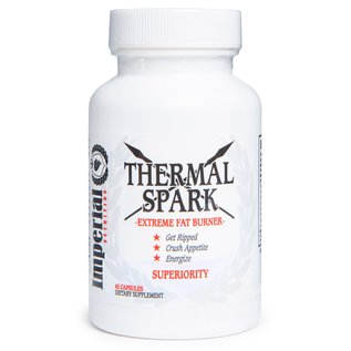 Imperial Nutrition THERMAL SPARK  EXTREME FAT BURNER