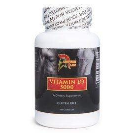 Centurion Labz Vitamin D3 5000 IU
