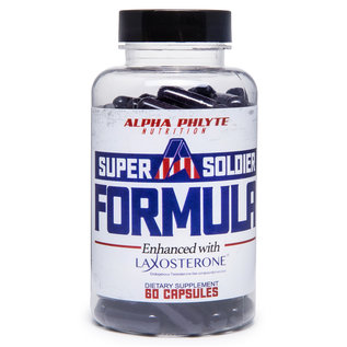 Alpha Phlyte Nutrition SUPER SOLDIER FORMULA