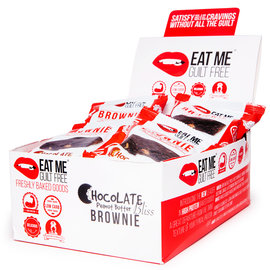 Eat Me Guilt Free BROWNIES