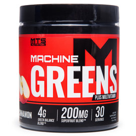 MTS Nutrition Machine Greens Plus Multivitamin