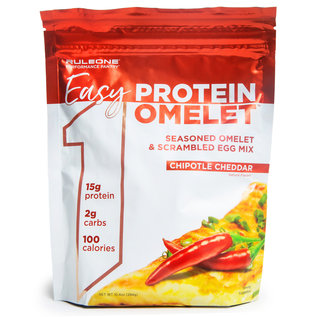 Rule 1 Easy Protein Omelet