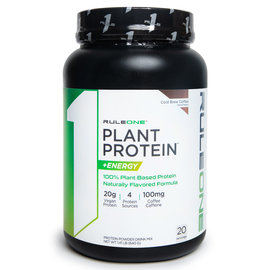 Rule 1 Plant Protein + Energy
