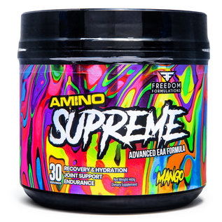 Freedom Formulations Amino Supreme - Advanced EAA Formula