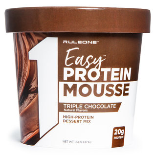 Rule 1 Easy Protein Mousse - High Protein Dessert Mix