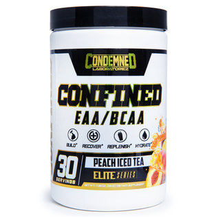 Condemned labz Confined EAA/BCAA