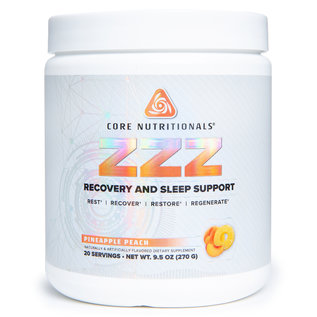 Core Nutritionals ZZZ - Recovery And Sleep Support