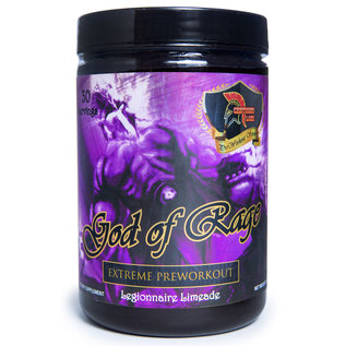 Centurion Labz God Of Rage Extreme Preworkout