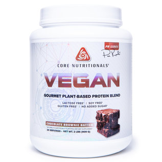 Core Nutritionals VEGAN - Gourmet Plant Based Protein Blend