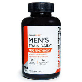 Rule 1 Men's Train Daily MultiVitamin