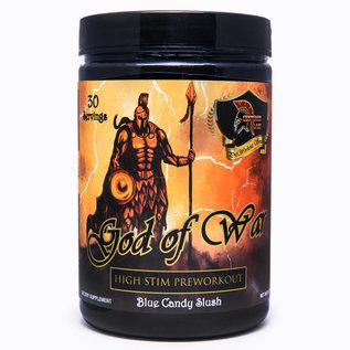 Centurion Labz GOD OF WAR - High Stimulant Pre-Workout