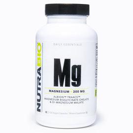 Nutrabio Magnesium 200mg