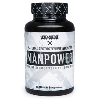Axe & Sledge Manpower