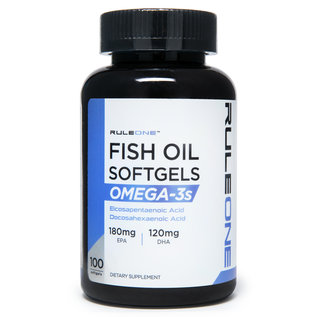 Rule 1 Fish Oil Soft gels