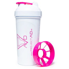Project AD Sports Bottle Protein Shaker