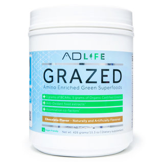 AD Life Grazed - Amino Enriched Green Superfoods