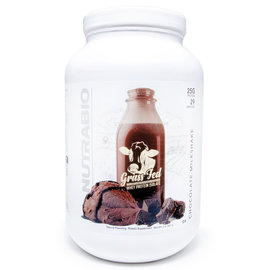 Nutrabio Grass Fed Whey Protein Isolate