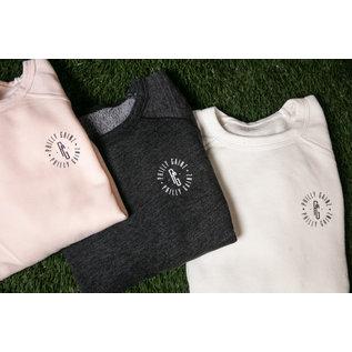 Philly Gainz Ladies' Long Sleeve Crewneck Sweatshirt