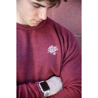 Philly Gainz Triblend Long-Sleeve Crew