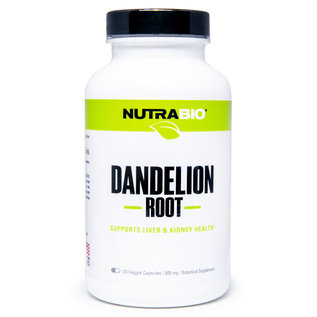 Nutrabio Dandelion Root (500mg)