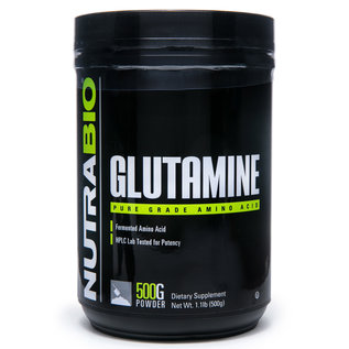 Nutrabio Glutamine
