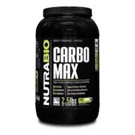 Nutrabio Carbo Max 2.5LBS