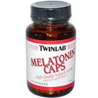 TWINLAB Melatonin 60ct