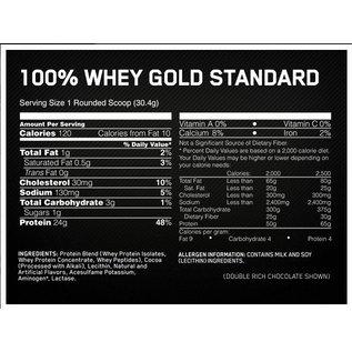 optimum nutrition Optimum Nutrition Gold Standard Whey