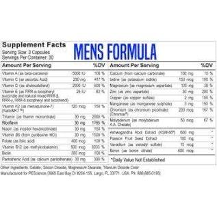 PE Science TruMulti Men's Formula