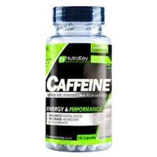 NutraKey Caffeine 200mg