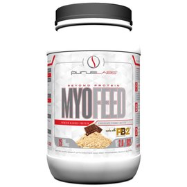 Purus Labs MYOFeed made with PB2