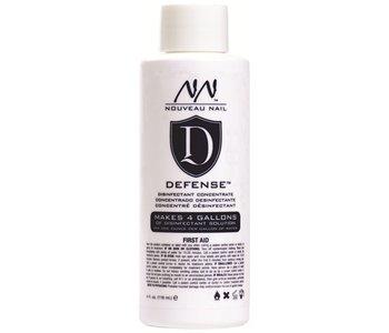 Nouveau Nail Defense Desinfectant Concentrate 4 oz.