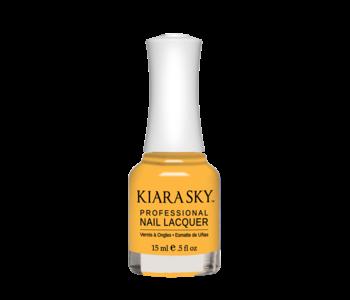 Kiara Sky Vernis N592 The Bees Knees-cream