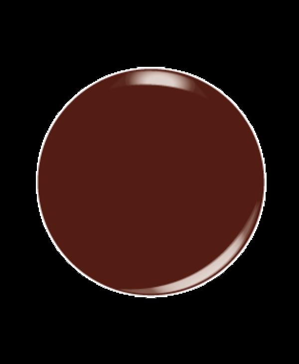 Kiara Sky Vernis N571 Haute Chocolate-cream