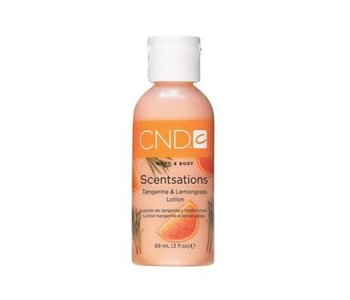 CND Scentsations Tangerine & Lemongrass Lotion 2oz-