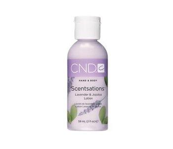 CND Scentsations LAVENDER & JOJOBA Lotion 2oz