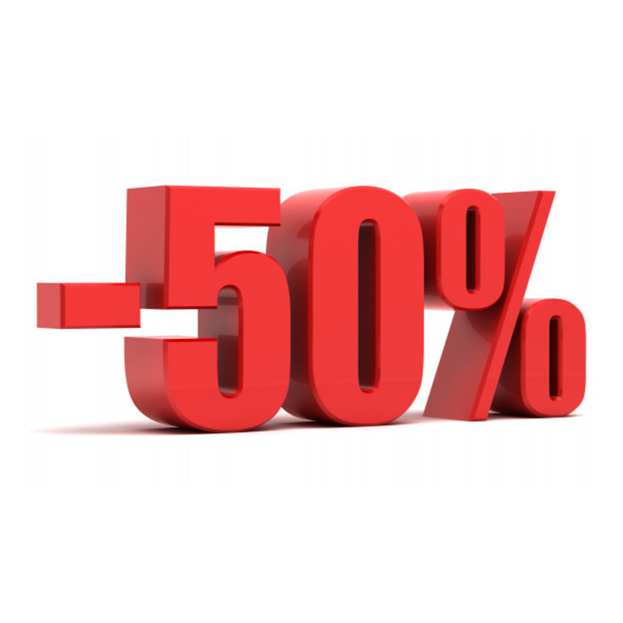 Grande Vente 50 %
