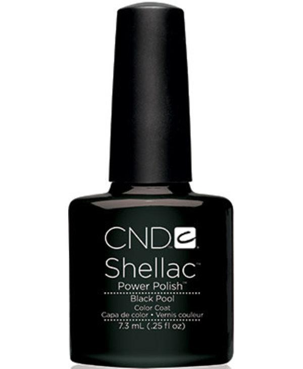 Shellac Black Pool-(15ml. 05oz )Edition Limitée