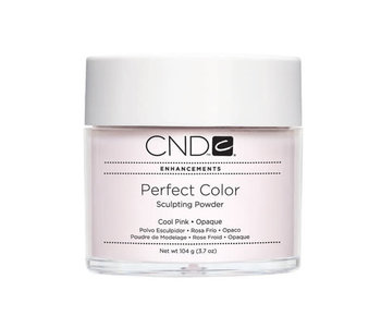 CND Perfect Clear Powder Cool Pink Opaque (104g/3,7oz)